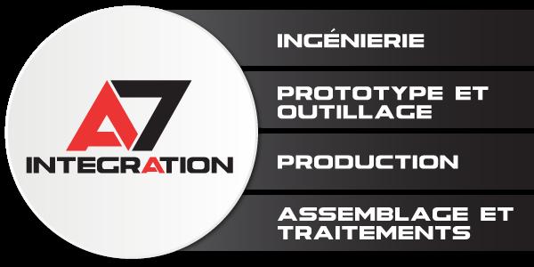 Ingénierie, outillage, production | Secteurs aéronautique, automobile, énergie, minier
